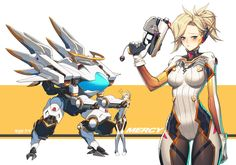 Overwatch has developed quite a fan art following.... - Page 27 - NeoGAF