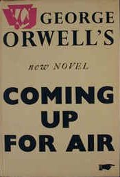 Coming Up for Air (George Orwell novel - cover art).jpg