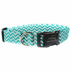 Chevron Dog Collars
