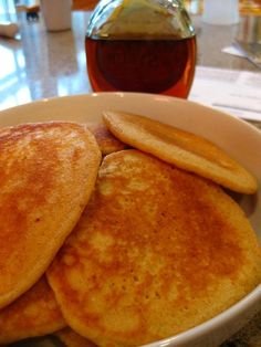 Sourdough Pancake Recipe: Don't give up. These whole grain sourdough pancakes aren't too sour or too sweet! They are just the perfect balance. Sourdough Pancakes, Sourdough Recipes, Pancakes And Waffles, Sourdough Bread, Bread Recipes, Breakfast Dishes, Breakfast Recipes, Pancake Recipes, Real Food Recipes