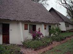 Rooms at Kilaguni Safari Lodge, Tsavo National Park, Kenya.
