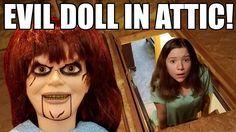 Doll in the Atik Clown Scare, Creepy Clown, Dance Pop, Pop Music, Attic, Social Media Marketing, Music Videos, Movie, Dolls
