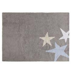 Three Stars Azul Rug - Lorena Canals