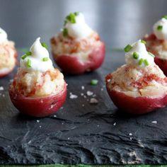 ... | Roasted potatoes, Hasselback potatoes and Twice baked potatoes