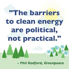 "Phil Radford is Executive Director of Greenpeace. The quotation is from the article ""The striking challenge of fracking: Who does it benefit and who gets hurt."""