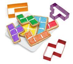 Tech Reporter Katie Linendoll's Shares Her Gadget Gift Picks: Tetris cooke cutter ($10)