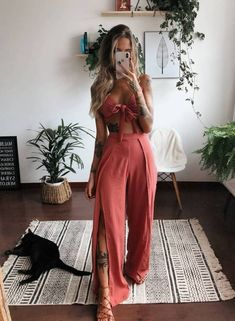 Boho Outfits, Spring Outfits, Casual Outfits, Cute Outfits, Fashion Outfits, Dinner Outfits, Woman Outfits, Night Outfits, Look Fashion