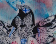 Consultez mon projet @Behance: \u201cPoumon d'oiseau éphémère (Mon merle a perdu)\u201d https://www.behance.net/gallery/6740623/Poumon-doiseau-phmere-(Mon-merle-a-perdu)