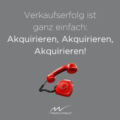 Gehören Sie zu den Verkäufern, die lieber kalt duschen gehen, als Neukunden zu akquirieren? Wie Alexander Marx es geschafft hat, seine Einstellung zur Telefonakquise zum Positiven zu wandeln und mit welchen Tipps auch Sie Ihre Einstellung ändern können, lesen Sie im heutigen Monday-Morning-Must: http://www.managementtraining.de/2015/07/13/its-partytime-und-zwar-telefon-partytime/
