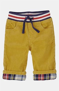 Mini Boden 'Baby' Jeans (Infant) available at #Nordstrom