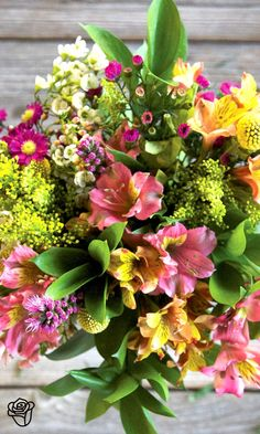 Brighten up anyone's day!The Bouqs
