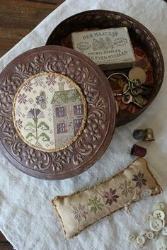 Blackbird Designs - One stitch at a time: Where the heck has time gone?