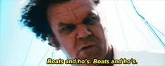 gif funny Will Ferrell movie john c. reilly movie gif stepbrothers boats and hoes boats and ho's boats n hoes Step Brothers Meme, Brothers Movie, Movie Quotes, Funny Quotes, Funny Gifs, Film Music Books, Laughing So Hard, Me Time, Good Movies