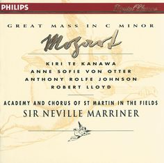 """Mass in C minor, K.427 """"Grosse Messe"""": 4. Gloria: Gratias, a song by Wolfgang Amadeus Mozart, Sir Neville Marriner, Academy of St. Martin in the Fields Chorus, Academy of St. Martin in the Fields on Spotify"""