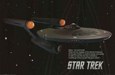 Space. The final frontier... You know the rest! The opening narrative from Star…