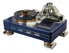 The most expensive turntable in the world