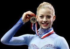 Now that Lindsey Vonn is out of the Olympics, Gracie Gold has become America's singular glamour athlete heading to Sochi. She is a Sports Illustrated cover subject this week, and NBC is promoting the figure skater as the face of these Games. This is a article about Olympic skater Gracie Gold!