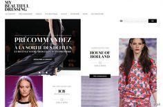 My Beautiful Dressing : le e-shop 100% Fashion Week