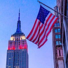 Happy 4th of July by @nyclovesnyc #newyorkcityfeelings #nyc #newyork