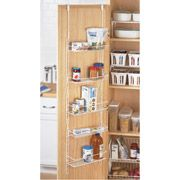 Walmart: Small Spaces Over-the-Faucet Shelves
