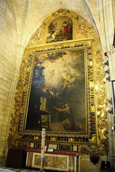 Cathedral,  Sevilla  Spain