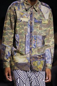 Dries Van Note Fashion Show Details