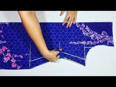 Kameez cutting very easy method step by step - YouTube