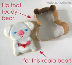 I Love You (koala) Bear-y Much! | Cookie Connection