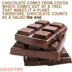 now this is the motto! chocolate, chocolate quote, food quotes,