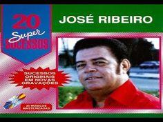 José Ribeiro - 20 Super Sucessos   Vol 2 - CD Completo