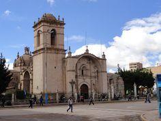 Santa Catalina church, Juliaca, Peru