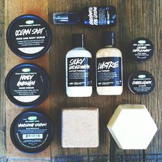 LUSH- I'm addicted now. It makes my skin look so beautiful and it is all Cruelty Free!