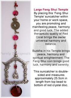 Feng Shui Temple suncatcher #suncatchers
