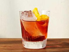 How to Make a Sous Vide Negroni | A speciality of the cocktail bar at Chapter in Helsinki, the Sous Vide Negroni puts a new-fangled twist on a classic drink