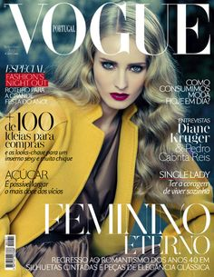 Vogue Portugal #131: setembro de 2013.