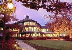 The Grand Hotel Marriott, Fairhope, Ala. The room on the top floor is where Jack and I were married!