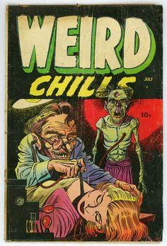 Weird Chills 1, 1954