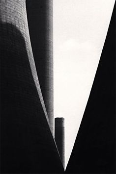 Inspiration Basisjaar opdracht 4: Ritme en vorm Photographer: Michael Kenna