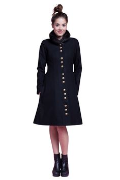 Ohhhh, don't you love heavy duty winter coats!