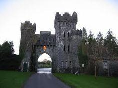 Ashford Castle near Cong Ireland.