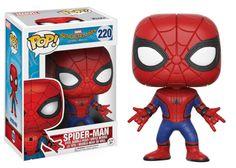 Spider-Man Pop! Vinyl Figure: Image 01