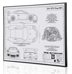 Porsche 911 GT3 Cup 991