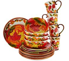 A Beautiful Dining Room Table Starts With The Perfect Dinnerware QVC