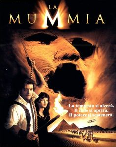 Brendan Fraser and Rachel Weisz in The Mummy The Mummy Film, Mummy Movie, Action Movie Poster, Action Movies, Movie Posters, Streaming Hd, Streaming Movies, Best Horror Movies, Good Movies