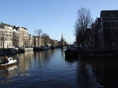 Amsterdam,s Canals.  Love it!