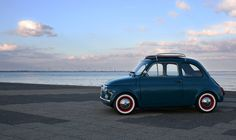 fiat 500 roof rack melbourne - Google Search
