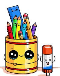 How to draw a cute pencil box and how to draw … – Kawaii – # pencil box # cute - New Sites Kawaii Girl Drawings, Cute Food Drawings, Cute Little Drawings, Cute Animal Drawings, Doodle Drawings, Disney Drawings, Doodle Art, Arte Do Kawaii, Kawaii Art