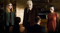 The Strangers is listed (or ranked) 1 on the list 23 Disturbing, Brutal Movies Based on Real-Life Atrocities
