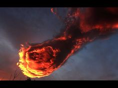 Video of EQ shaking a home! | Iconic 'God-Like' Fire in the Sky Cloud