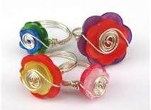 Button Rings - Bing Images